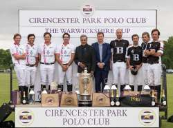Cotswold International Polo Day: Timetable